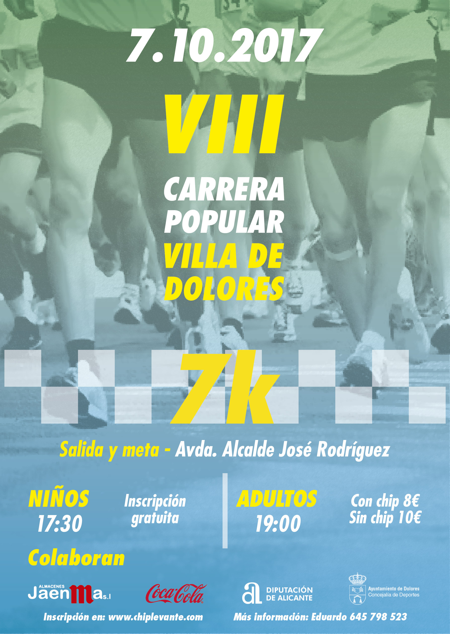 VIII Carrera Popular Villa de Dolores
